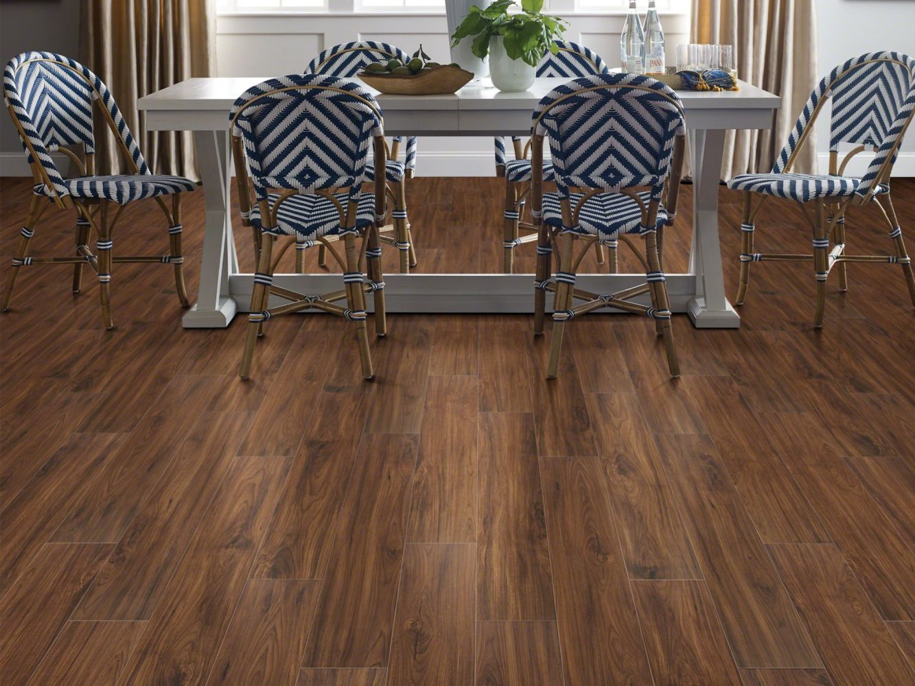 Shaw Floors Resilient Property Solutions Presto 306c Deep Mahogany 00703_VE245