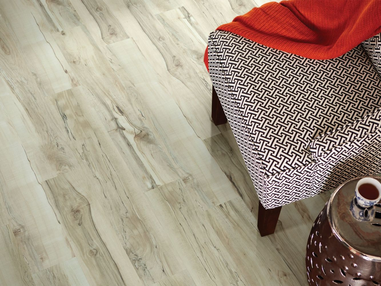 Shaw Floors Resilient Property Solutions Brio Plus Mineral Maple 00297_VE285