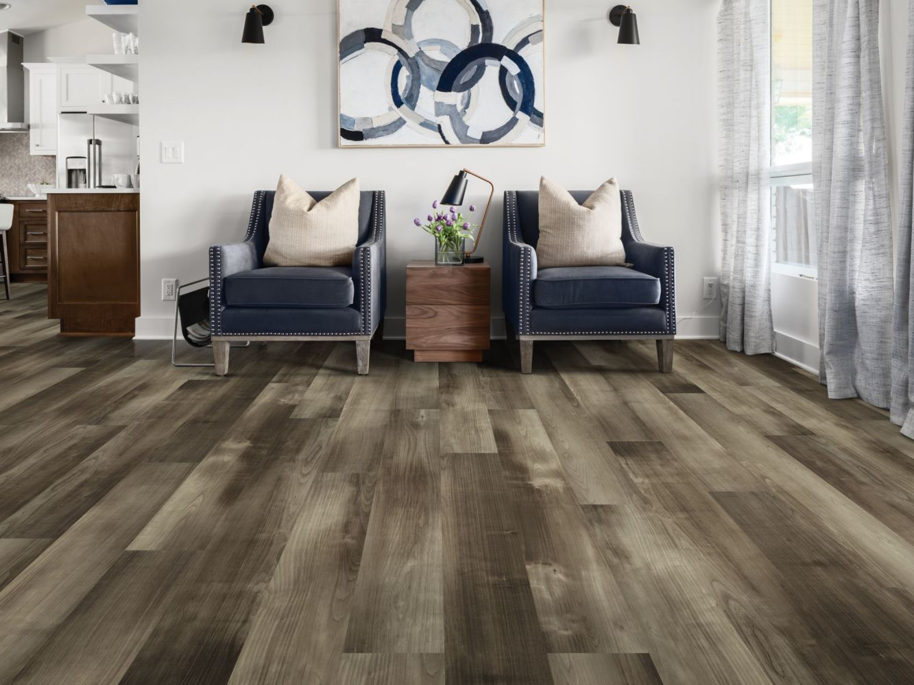 Shaw Floors Resilient Property Solutions Patriot+ Milled Highland Maple 07059_VE308