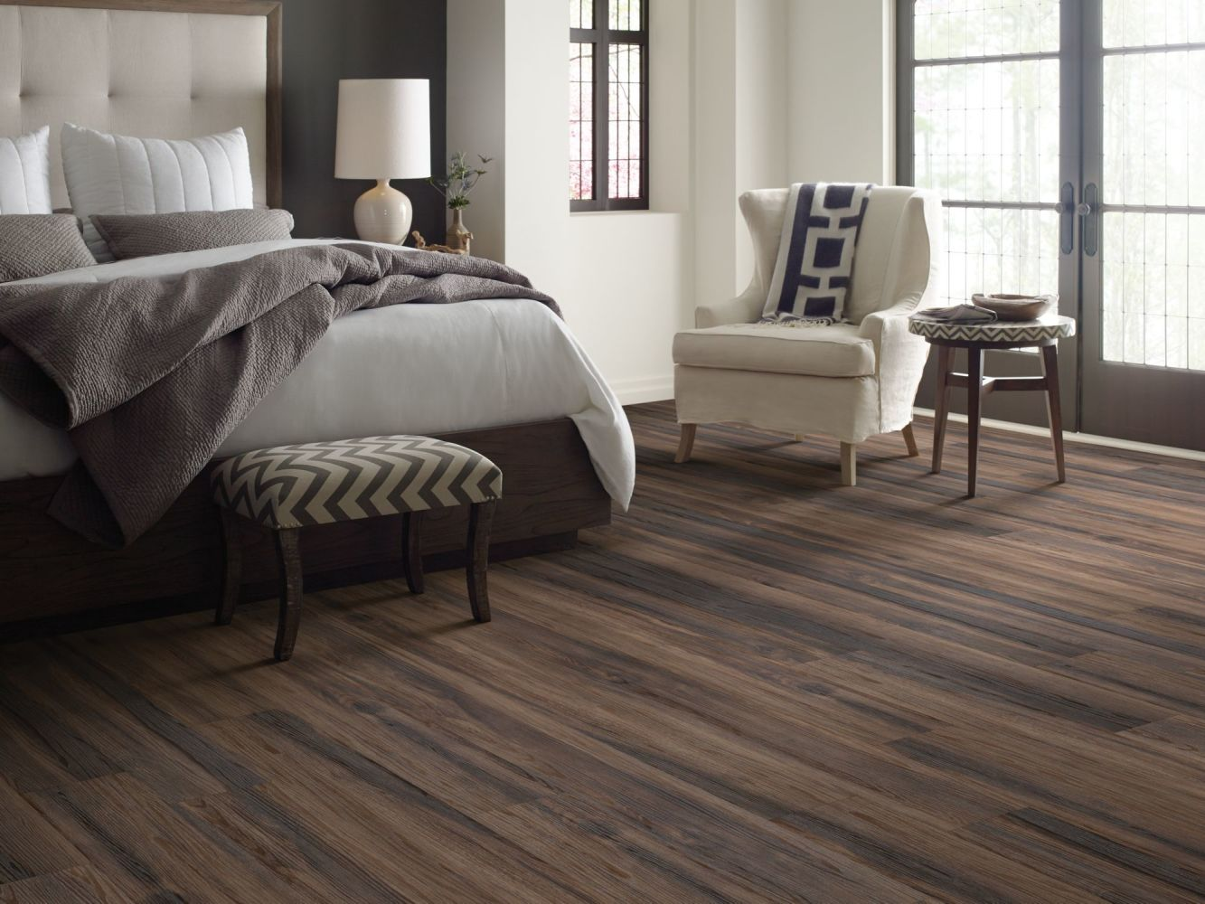 Shaw Floors Resilient Property Solutions Bargello Plus Nocciola 00702_VE369