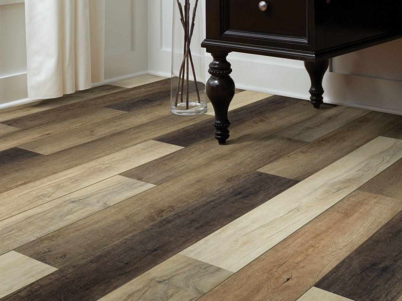 Shaw Floors Resilient Property Solutions Stature Plus Warm Brown 00249_VE371