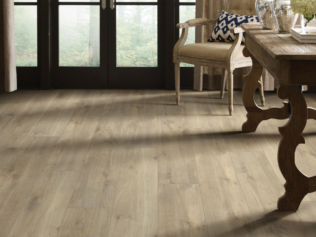 Shaw Floors Resilient Property Solutions Patriot+ Accent Riverside Oak 01031_VE380