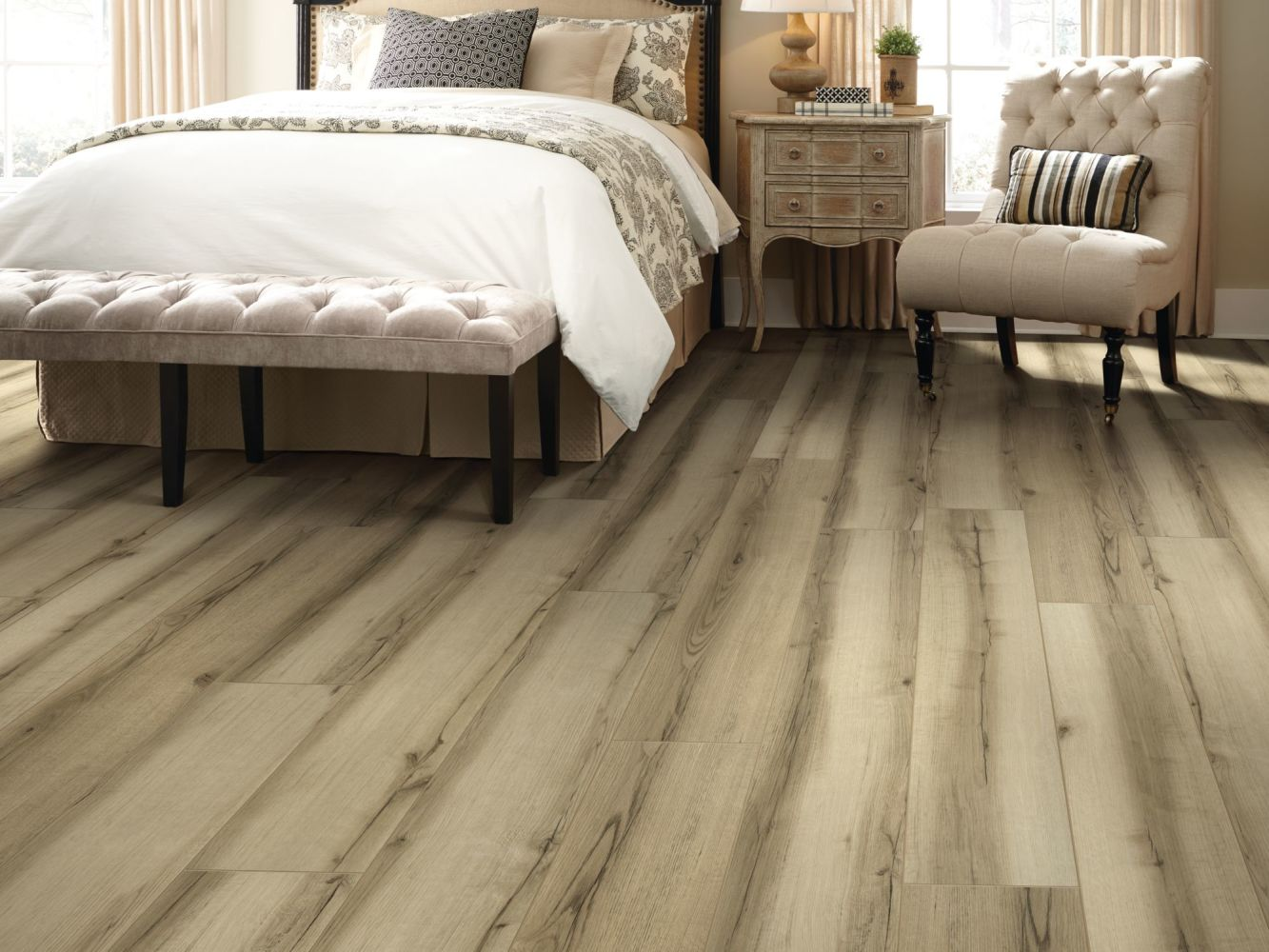Shaw Floors Resilient Property Solutions Patriot+ Accent Grand Oak 02001_VE380