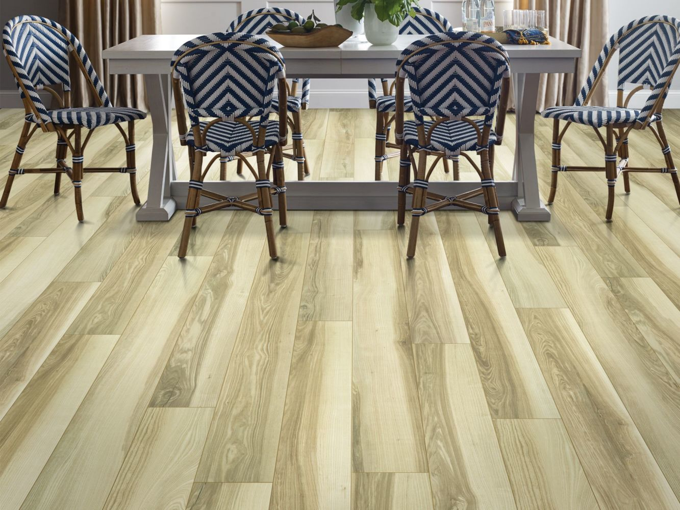 Shaw Floors Resilient Property Solutions Resolute XL HD Plus Natural Butternut 00259_VE387
