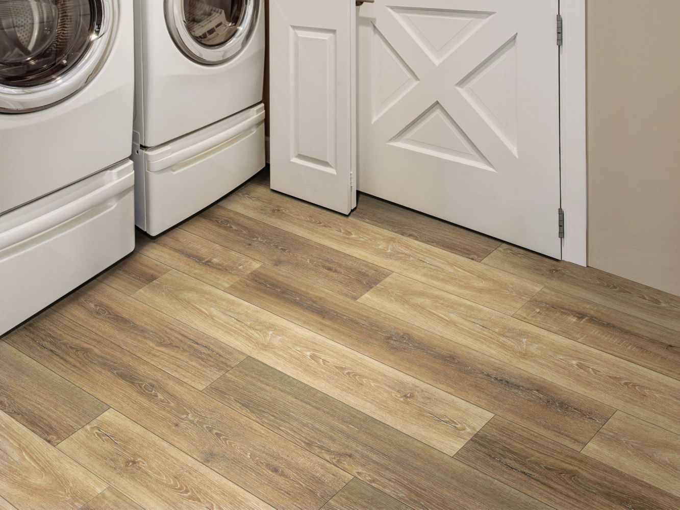 Shaw Floors Resilient Property Solutions Bonafide Hd+accent Bamboo 07084_VE427