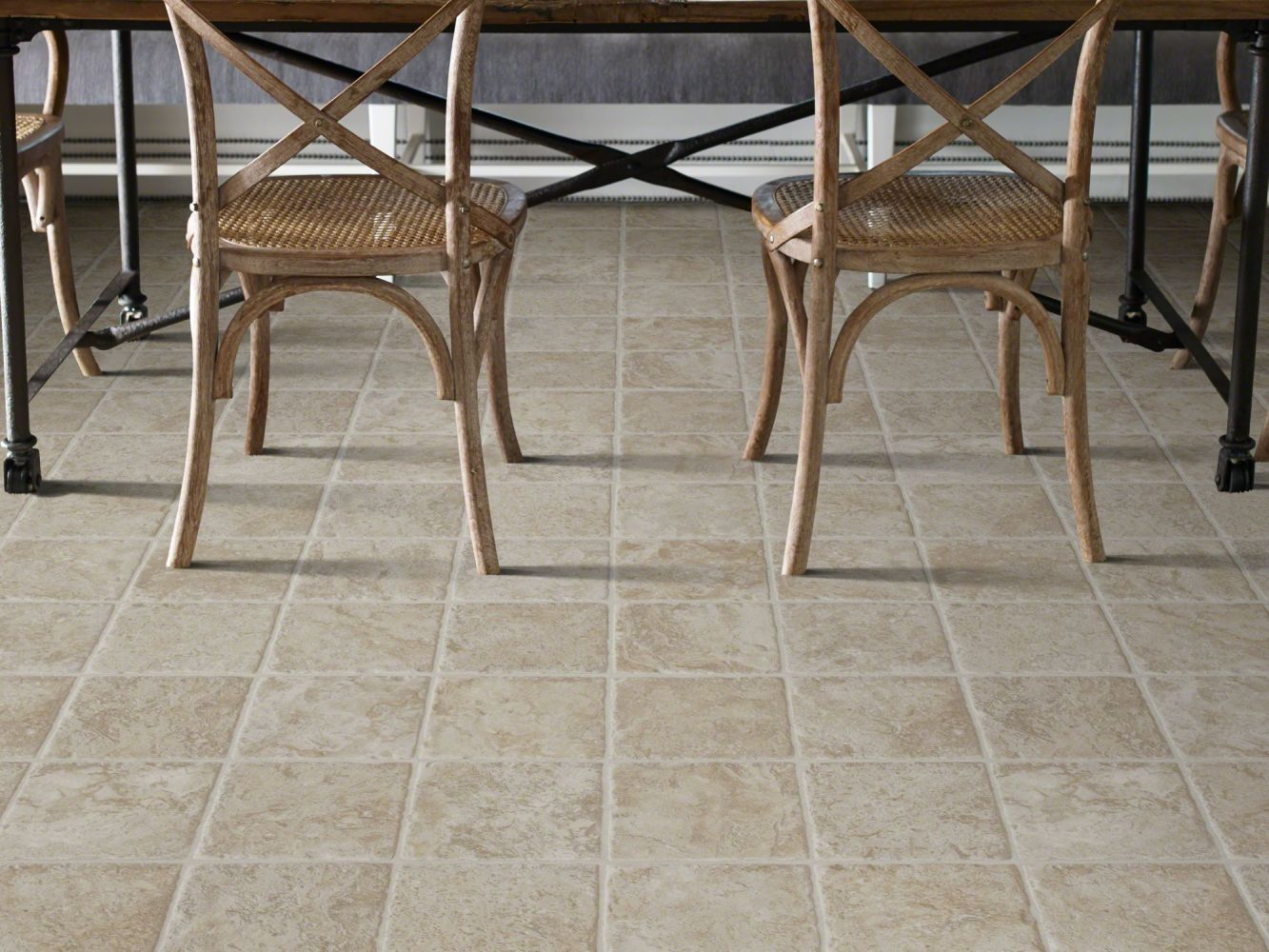 Shaw Floors Resilient Property Solutions Pro 12 Classics Gentle White 00137_VG054