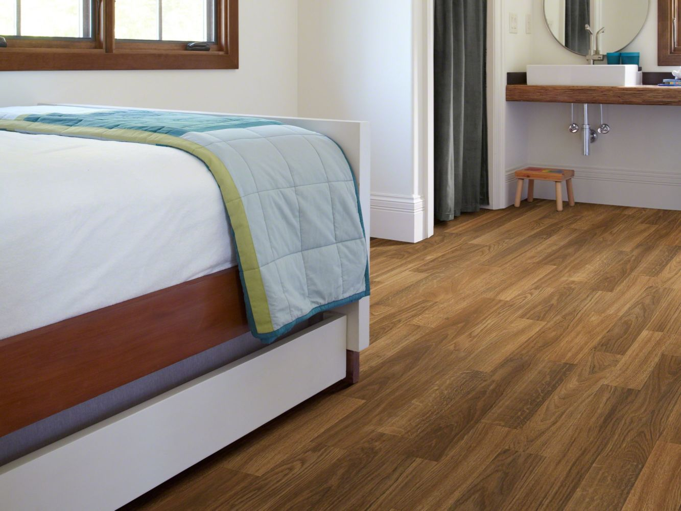 Shaw Floors Resilient Property Solutions Compact 12 Shasta 00609_VG061