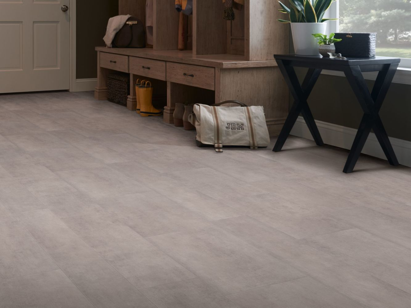 Shaw Floors Resilient Property Solutions Compact 12 Calcified 05000_VG061