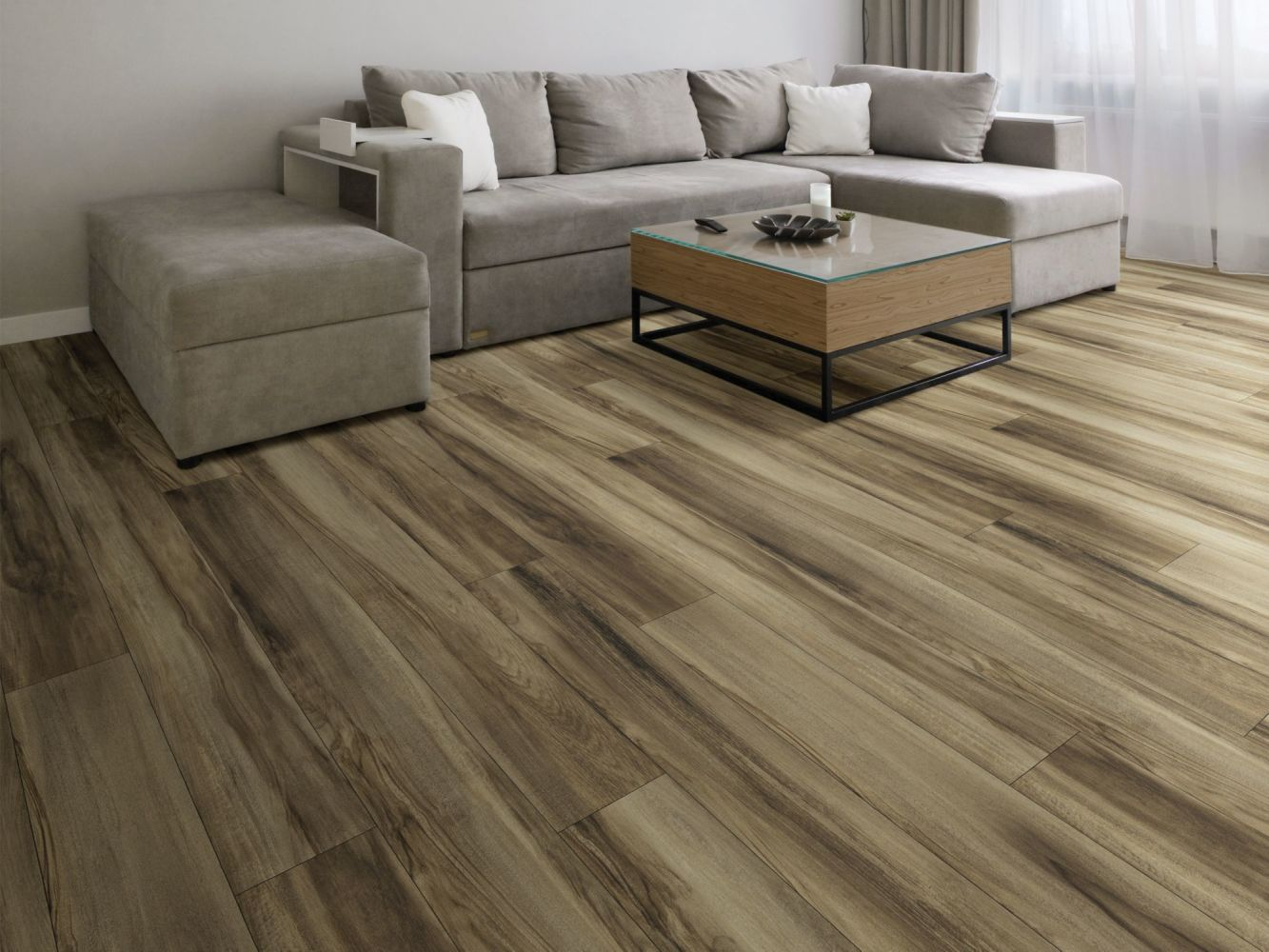 Shaw Floors Resilient Residential Urban Woodlands 65g Pennypack 00248_VG088