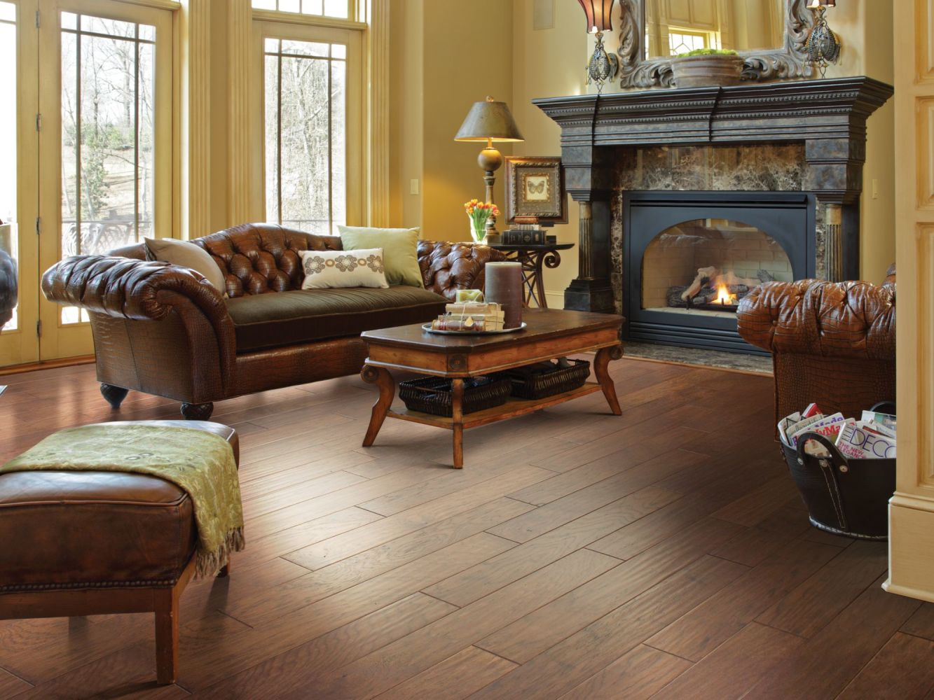 Shaw Floors Village Hardwoods Tanglewood Autumn Breeze 00314_VH022
