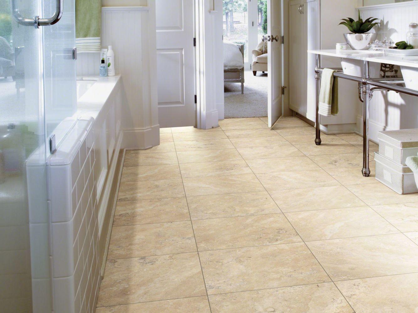 Shaw Floors Nfa HS Serenity Lake Tile Sunlit Sand 00110_VH505