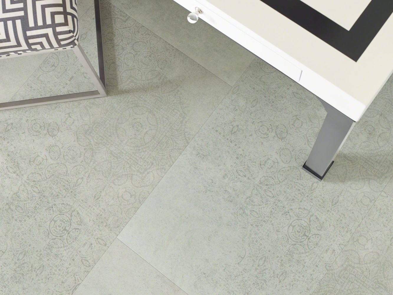 Shaw Floors Nfa HS Beaver Creek Tile Cascade 00597_VH546