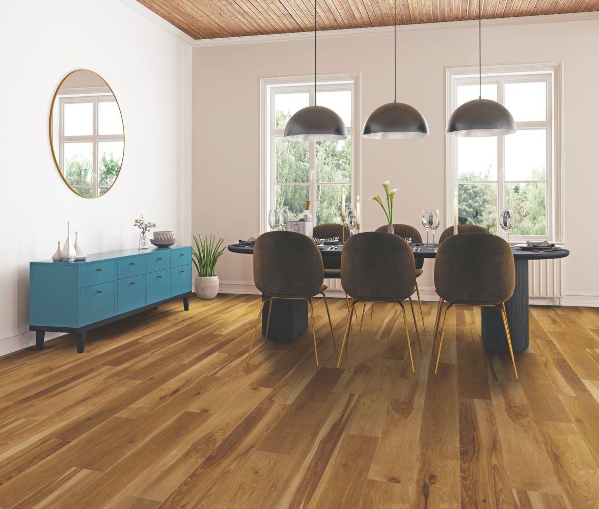 COREtec Resilient Residential Lifetime Luxury HD Blended Hazel 04018_VH704