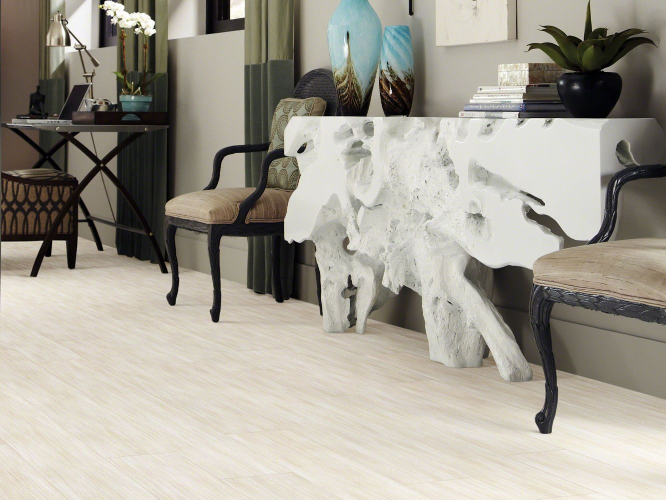 Shaw Floors Resilient Property Solutions Modernality 6 Plank Bistro 00271_VPS41
