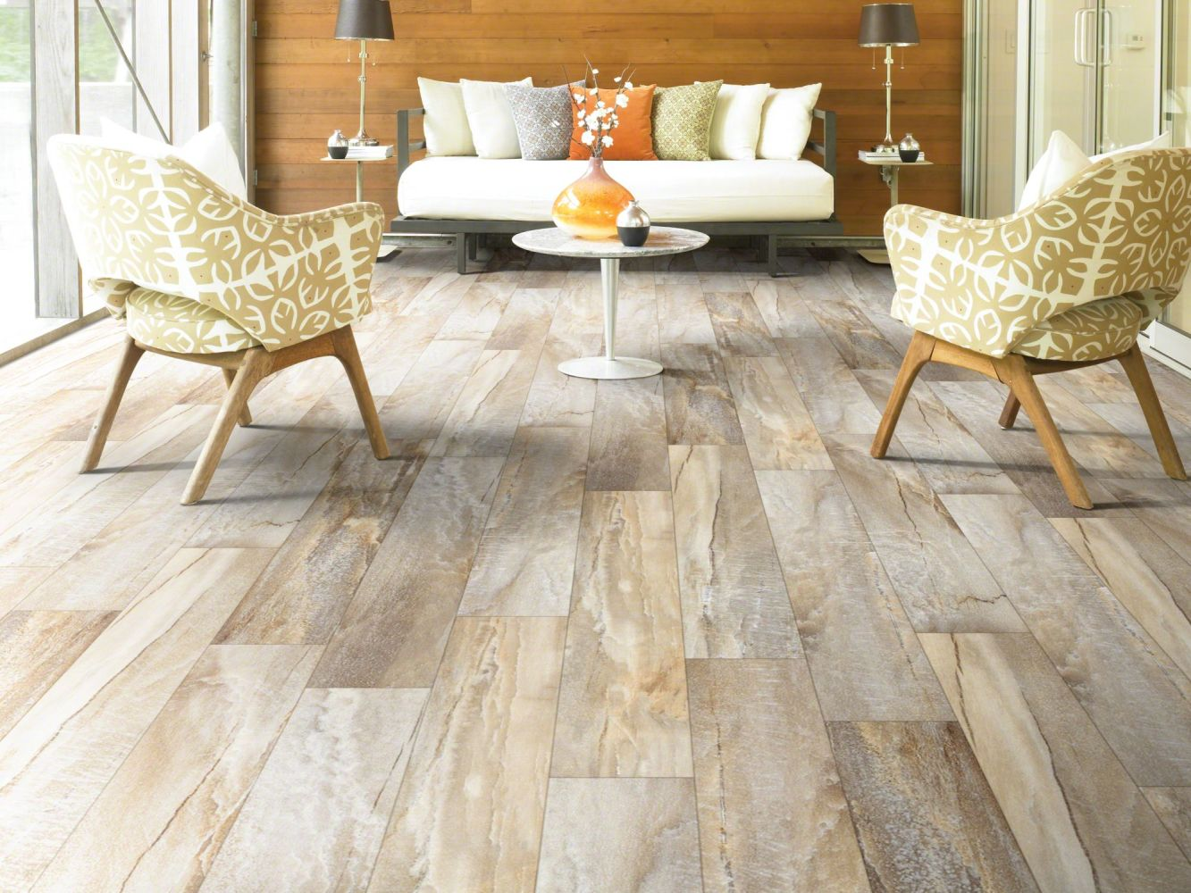 Shaw Floors Resilient Property Solutions Easy Fashion Ginger 00605_VPS50