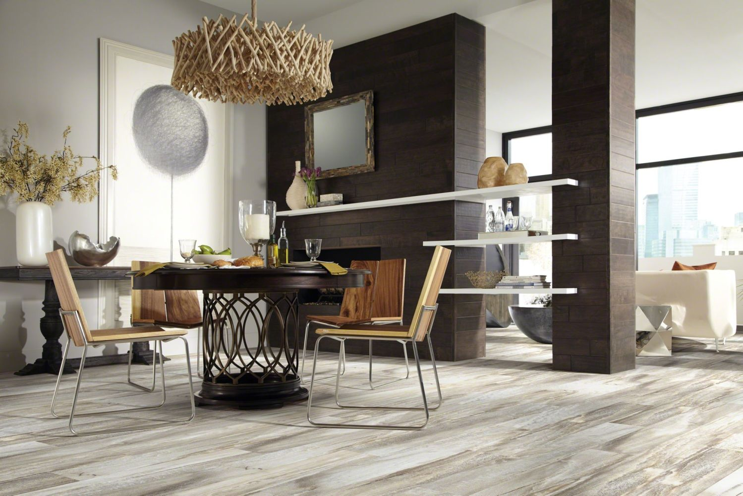 Shaw Floors Resilient Property Solutions Easy Fashion Portabello 00757_VPS50