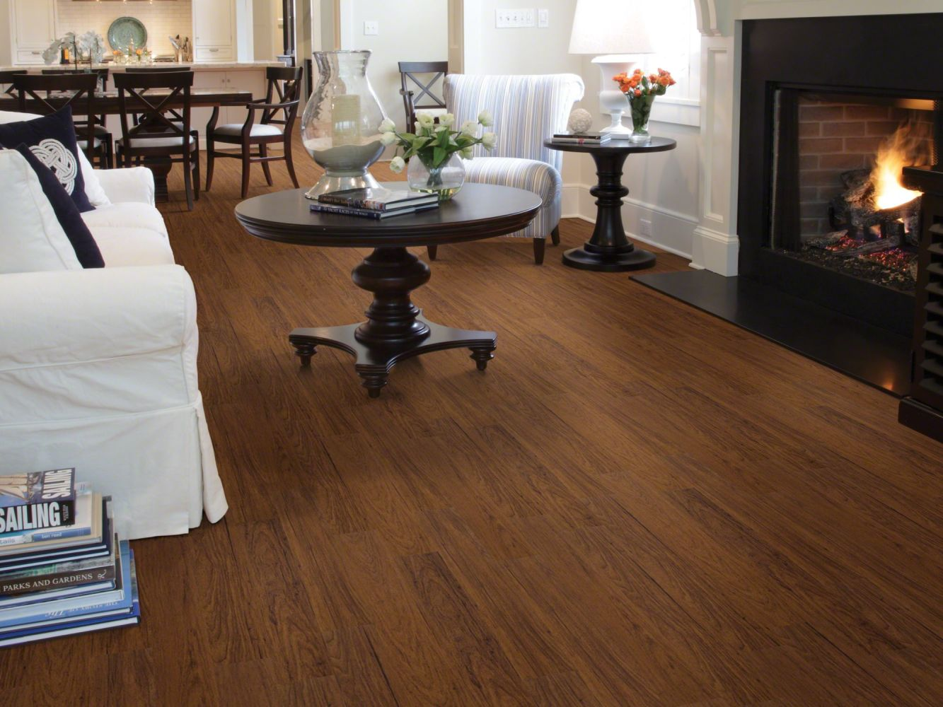 Shaw Floors Resilient Property Solutions Silva Golden Hickory 00760_VPS54