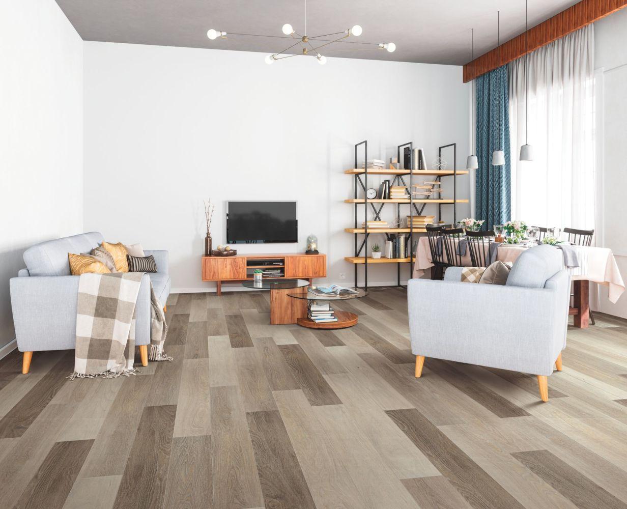 Resilient Residential COREtec Plus Enhanced Plank 7″ Daytona Oak 01791_VV012