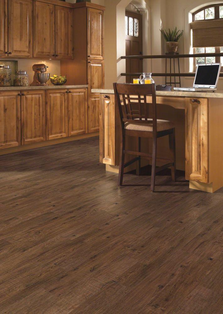 COREtec Resilient Residential Virtuoso 5″ Deep Smoked Oak 00202_VV023