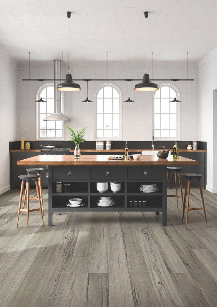 COREtec Resilient Residential Virtuoso 5″ Ashton Woods Oak 00570_VV023