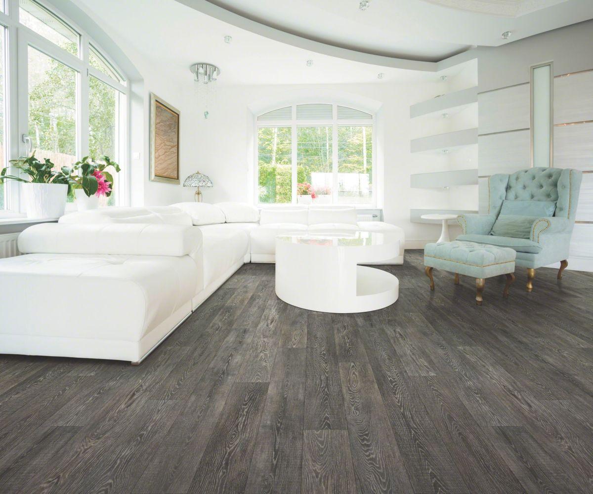 Shaw Floors Vinyl Residential COREtec Plus Plank HD Greystone Contempo Oak 00634_VV031