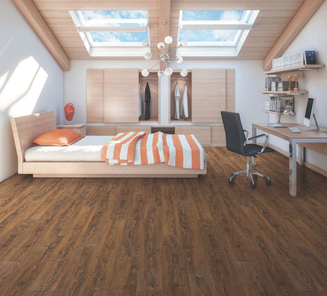 Vinyl Residential COREtec Plus Plank HD Barnwood Rustic Pine 00645_VV031