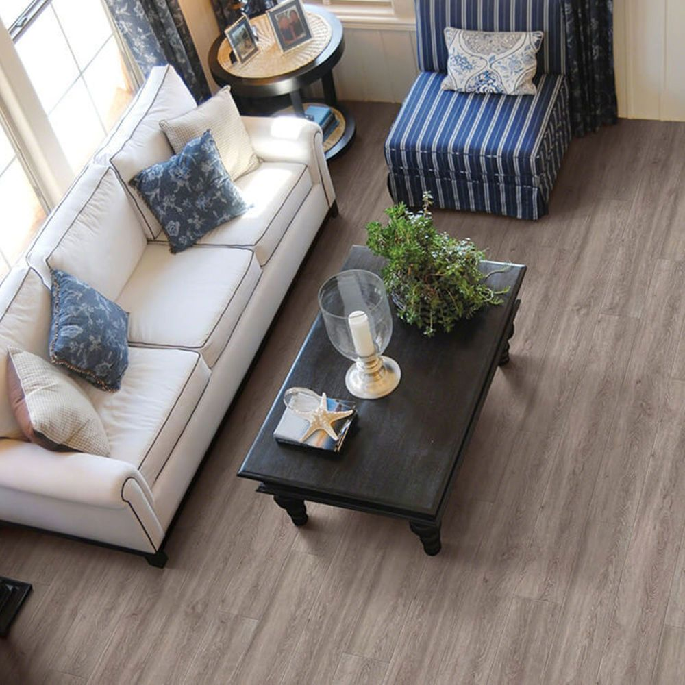 Shaw Floors Resilient Residential COREtec Plus Enhanced XL Teton Oak 00904_VV035