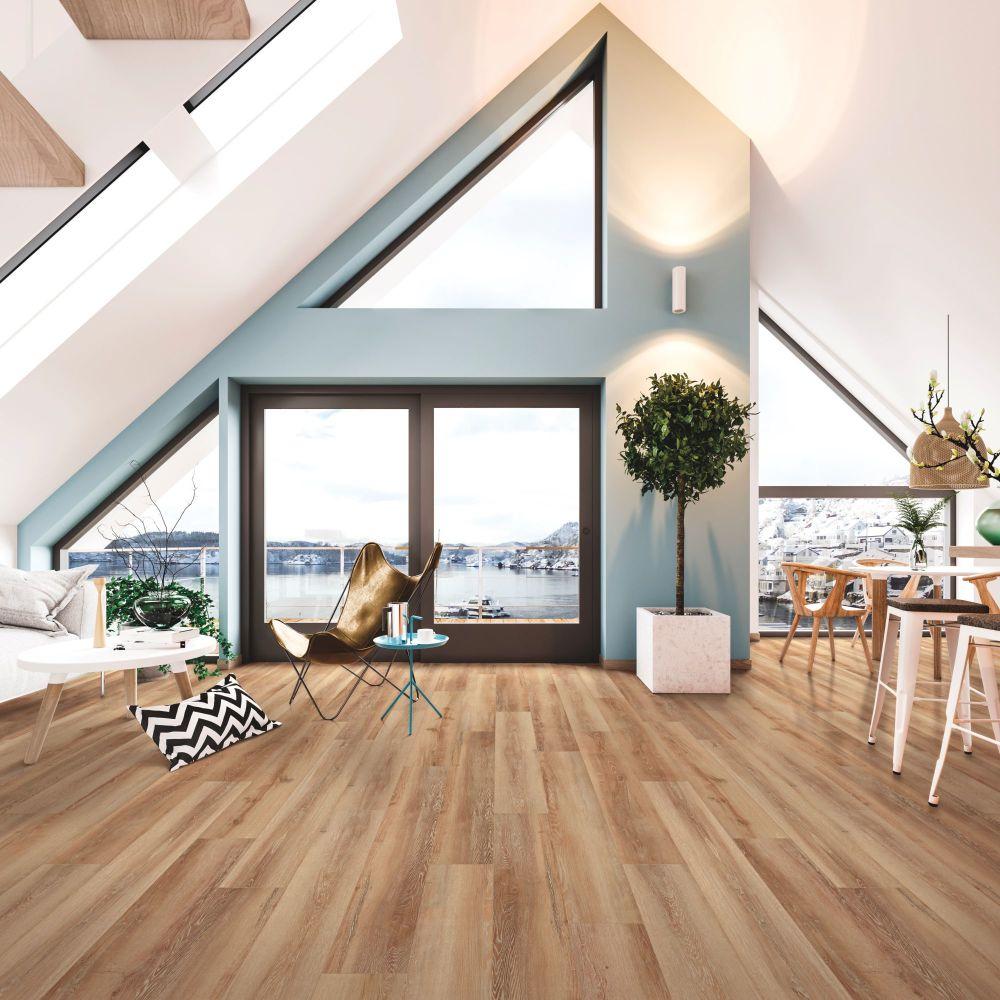 Resilient Residential COREtec Plus Premium 9″ Coretta Oak 02908_VV457