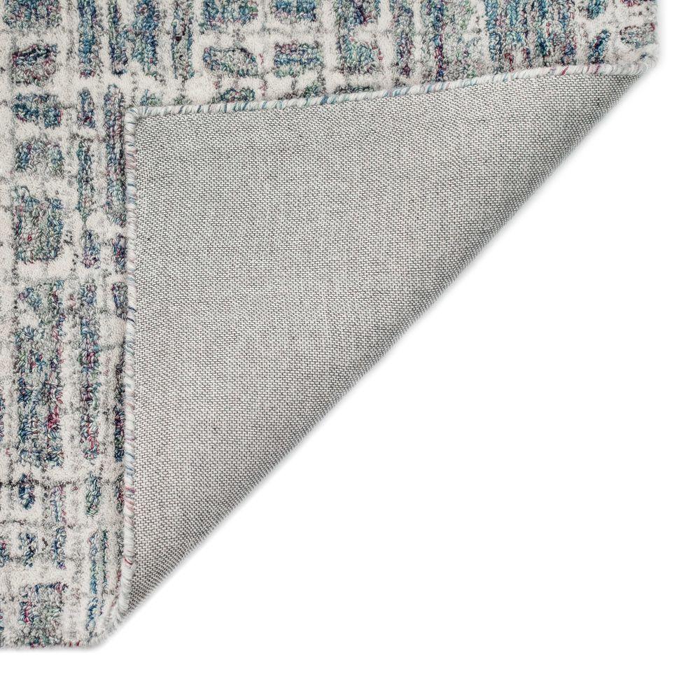 Liora Manne Savannah Grid Blue 3'6″ x 5'6″ SVH46951204
