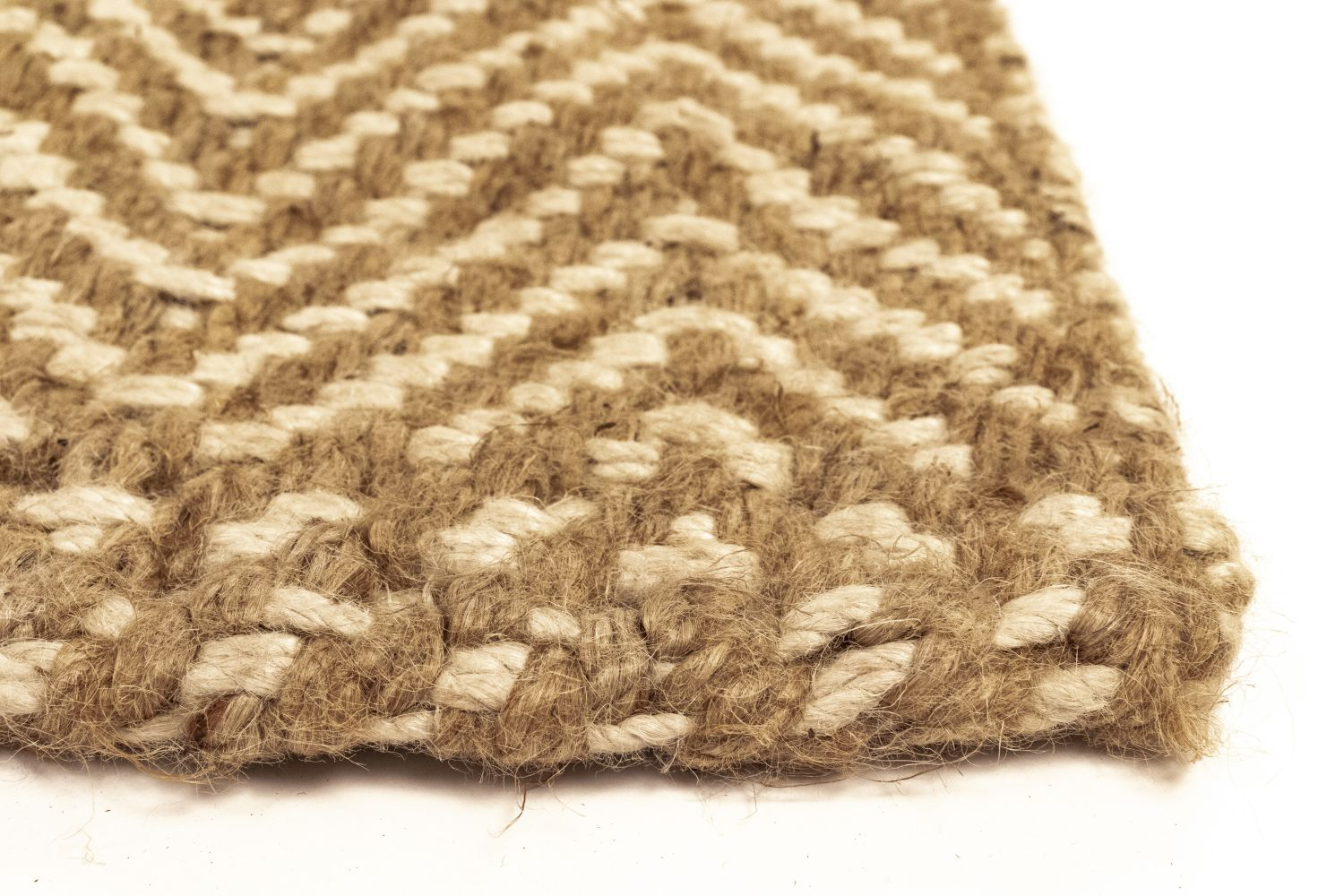 Liora Manne Terra Chevron Natural 3'0″ x 5'0″ TEA35676112