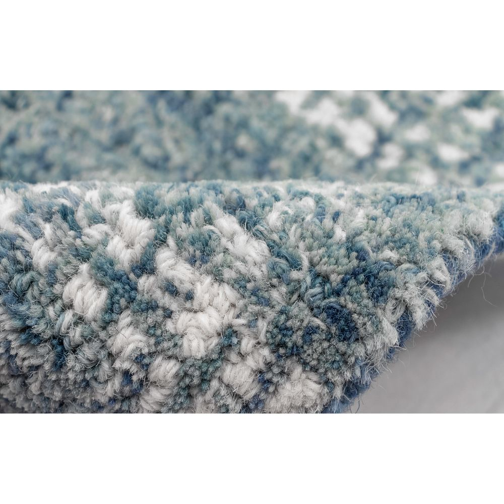 Liora Manne Savannah Mad Plaid Blue 2'0″ x 3'0″ SVH23950603