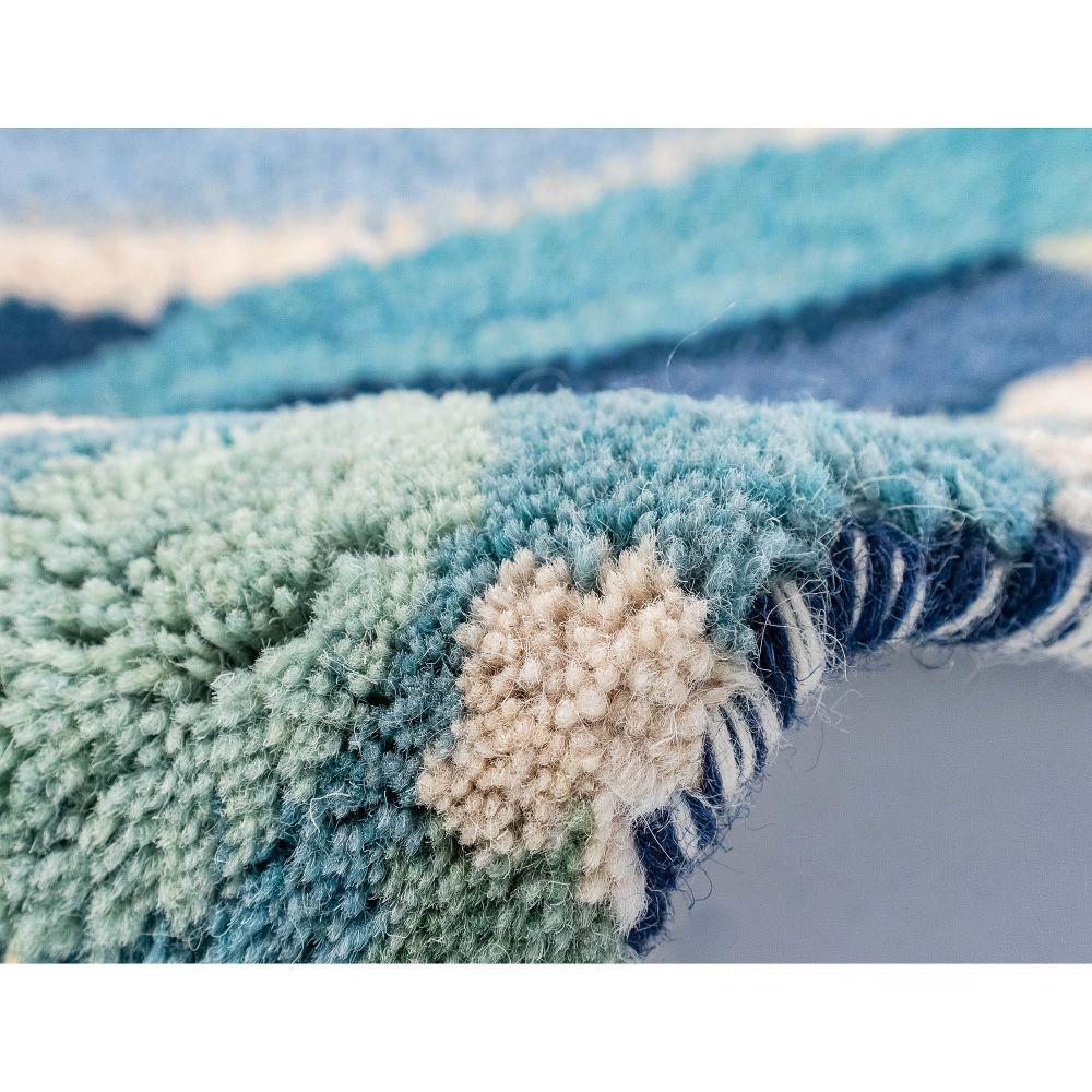 Liora Manne Tivoli Contemporary Blue 9'0″ x 12'0″ TIV92810622