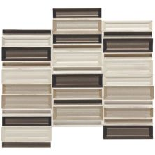 Daltile Cascading Waters Earth Tide Beige/Taupe CW4414MS1P