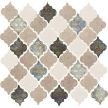 Daltile Limestone Collection Blanc Et Beige Baroque Beige/Taupe DA202BARO