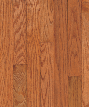 Armstrong Ascot Strip Red Oak Topaz 5188T