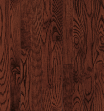 Armstrong Yorkshire Strip White Oak Cherry Spice BV631CS