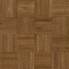Armstrong Millwork Square Forest Brown 12 in Forest Brown PAKMW2L17FB