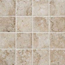 American Olean Bordeaux Creme 3 x 3 MosaicBD01 BD0133SWATCH1P2