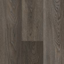 Armstrong Luxe Plank With Rigid Core Carbonized Gray A6455U71