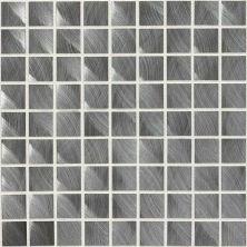 Daltile Structure Gunmetal 1 x 1 Mosaic ST7211MS1P