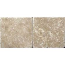 Daltile Travertine Collection Light Noce (tumbled) Beige/Taupe BE11661P