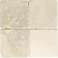 Daltile Marble Collection Crema Marfil Classico (tumbled) White/Cream M72244TS1P