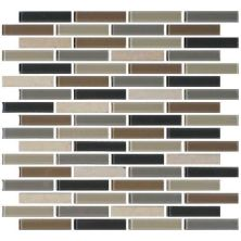 Daltile Mosaic Traditions Skyline 5/8 x 3 Brickjoint Mosaic BP99583BJMS1P