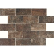 Daltile Brickwork Terrace Brown BW05481P