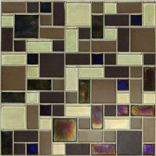 Daltile Coastal Keystones Treasure Island Block Random Mosaic CK90BLRANDPM1P