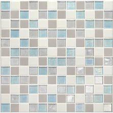 Daltile Coastal Keystones Mediterranean Mist 1 x 1 Mosaic CK9211SWATCHCD