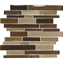 Daltile Crystal Shores Copper Coast Brown CS97RANDMS1P