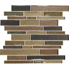Daltile Crystal Shores Aurelian Seas Brown CS98RANDMS1P