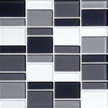 Daltile Color Wave Evening Mixer Block Random Mosaic CW28BLRANDMS1P