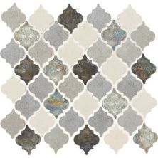 Daltile Limestone Collection Gris Et Blanc Baroque White/Cream DA192BAROQUMS1P